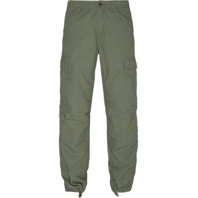 Regular | Trousers | Green
